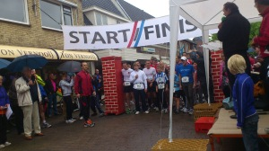 START!! Bergse Runners Estafettamarathon